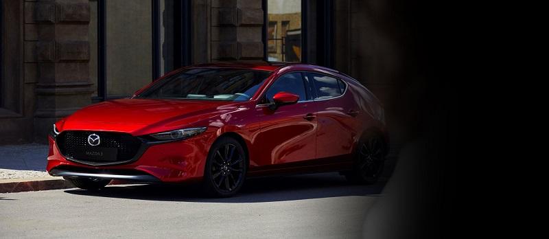 Mazda 3 E-Skyactiv X 186 pk handgeschakeld Comfort